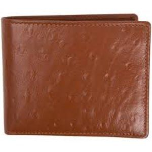 Access Denied Mens RFID Blocking Leather Wallet